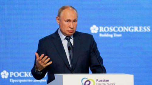 """Weltkriegs-Angst: Putin prahlt mit neuen Russen-Atombomben: """"Können Städte auslöschen"""""""