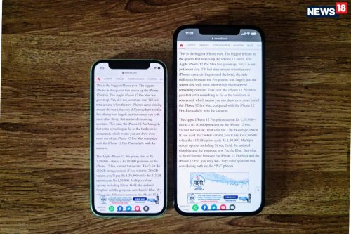 Explained: What is An LTPO Display That iPhone 13 Pro Models Are Rumoured To Come With