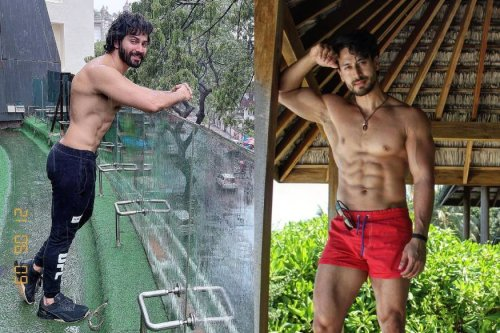 Tiger Shroff, Varun Dhawan, Sonu Sood And Other Actors With The Best Physique