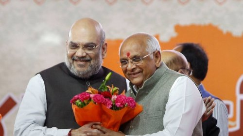 Gujarat Cabinet: BJP's Out-of-the-box 'All-clean Incumbency Model' Gamble