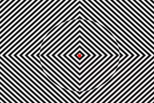 Optical Illusions Reveal How Depression Changes Visual Perception of a Person