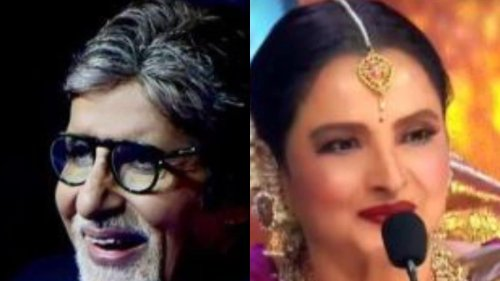 When Simi Garewal Asked Rekha About Her Relationship With Amitabh Bachchan