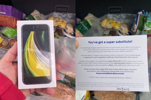 iPhone SE for a Kilo of Apples? Man Orders Groceries, Gets 'Super' Surprise Instead