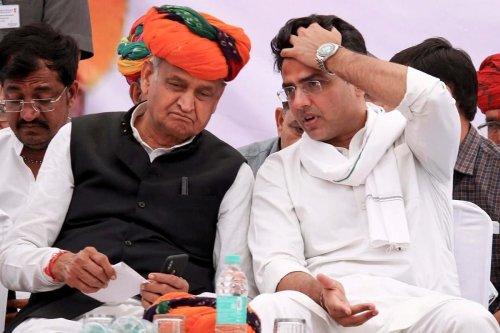 'Pilot Never Demanded Any Post': Rajasthan Rejig Delayed Again as Gehlot Cites Doc's Orders to Skip Meet
