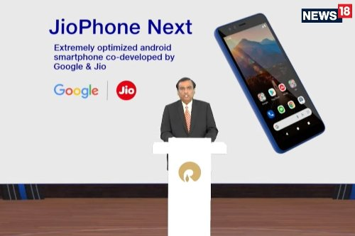 Reliance Jio And Google Announce JioPhone Next Ultra Affordable 4G Phone And 5G Partnership