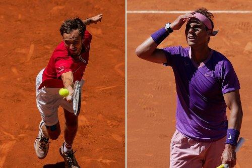 Daniil Medvedev Retakes Second Spot in ATP Rankings From Rafael Nadal