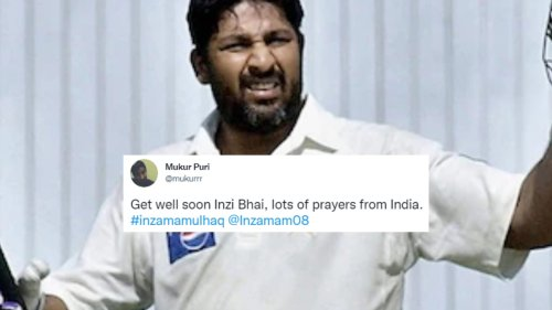 'Dua From India': Desis Unite to Wish Inzamam-ul-Haq Speedy Recovery After Heart Attack