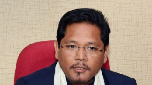 Meghalaya CM Reshuffles Cabinet; Deputy CM Tynsong Stripped of Both Ministeries