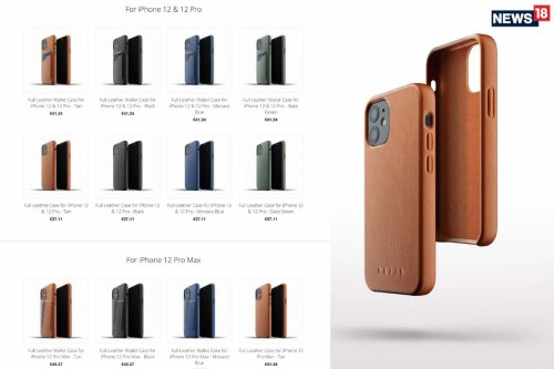 Mujjo Has Gorgeous New Full Leather Cases Up For Preorder For The Apple iPhone 12 Series