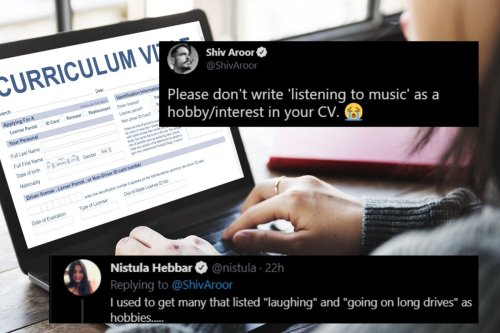 Surfing Internet, Long Drives: Desis Reveal 'Hobbies' They are Fed Up of Seeing on Professional CVs