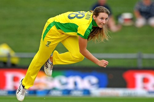 Australia's 18-year-old Darcie Brown Makes Her ODI Debut Against New Zealand