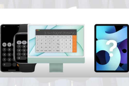 Why iPads Still Don't Have a Calculator App Despite Being Launched in 2010