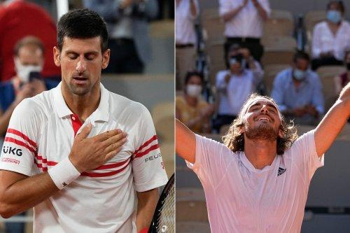 Stefanos Tsitsipas Hopes Novak Djokovic's Prediction Comes True at French Open