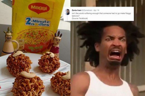 Maggi Ladoo? Bizarre Food Recipe Has Left Desi Twitter with a Bad Taste