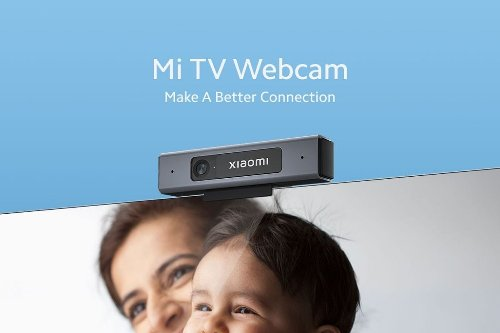 Xiaomi India Unveils Mi TV Webcam With Support for Full-HD Video Calls, Priced at Rs 1,999