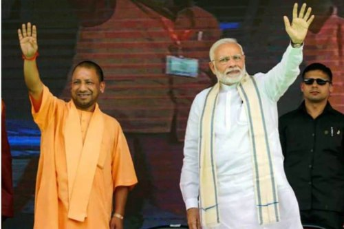 BJP Gets into Campaign Mode in UP With Focus on Free Vaccination, Twin Free Ration Schemes for Poor