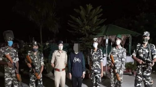 Chinese Man With Aadhar, Voter ID Arrested From Indo-Nepal Border in West Bengal