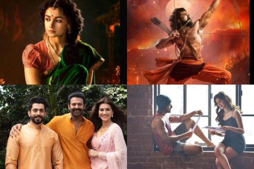 Alia Bhatt-Ram Charan, Kriti Sanon-Prabhas, and Other Mega Collaborations Coming up