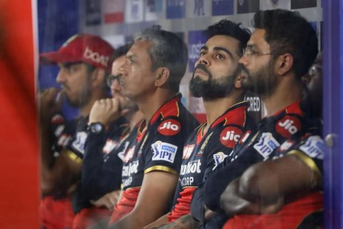 IPL 2021: Royal Challengers Bangalore's Season Review in Numbers