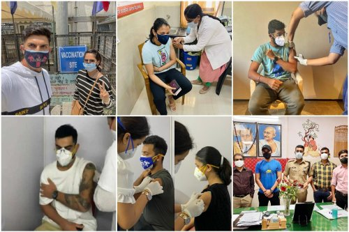 From Smriti Mandhana to Virat Kohli, List Of India Cricketers Who Have Taken Vaccine Against Coronavirus | Check Pictures