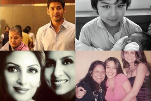 Mother's Day: Amitabh Bachchan to Allu Arjun, Celebs Pour in Wishes with Adorable Pics