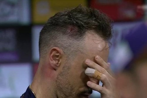Faf du Plessis to Return Home After Concussion in PSL