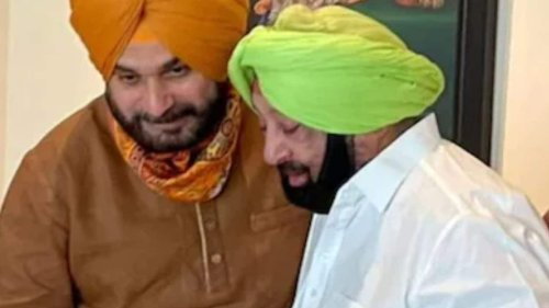 The 'Chai Pe Charcha' to Sidhu's Repeated Burns: Capt Amarinder's Fall from CM Seat in 10 Points