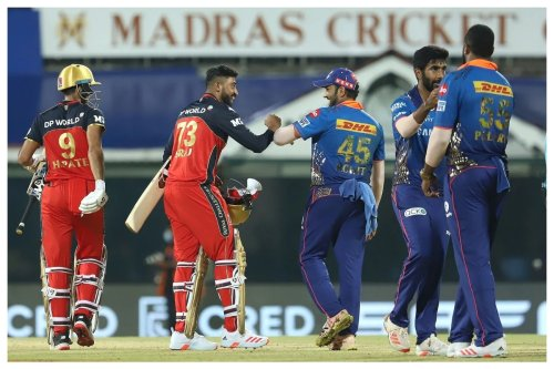 IPL 2021 - MI vs RCB: The Jinx Continues as Mumbai Indians Lose Their 9th IPL Season Opener in a Row