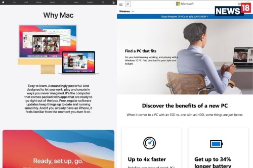 Microsoft Tried To Sell Me A PC And Apple Tried To Sell Me A Mac, And The Pitches Are Very Different