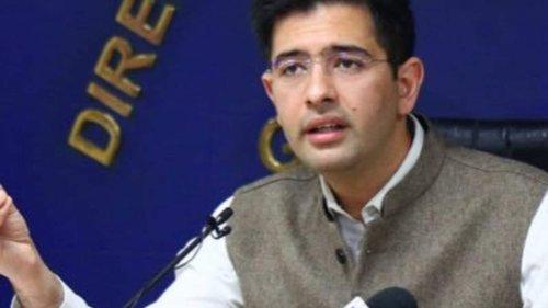 'Rakhi Sawant of Punjab': On Sidhu's Video Message, AAP's Raghav Chadha Makes Sexist Counter-attack