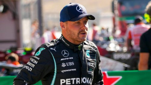 Wasn't Allowed to be in Contention for World Title: Valtteri Bottas