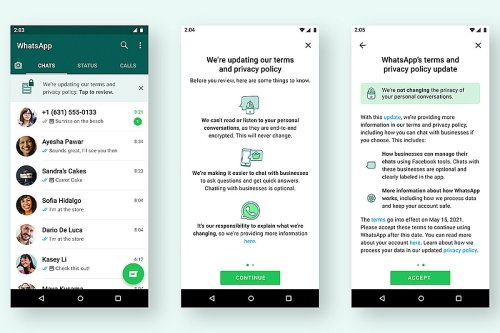 WhatsApp's Much Criticized Privacy Policy Kicks In Tomorrow: If You Don't Accept, This Is What Happens