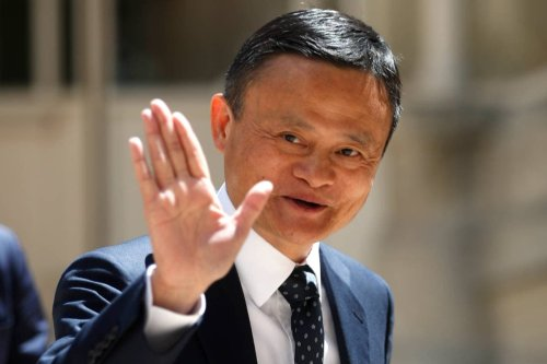 Record Penalty for Alibaba Marks Tumultuous Stretch for Founder Jack Ma
