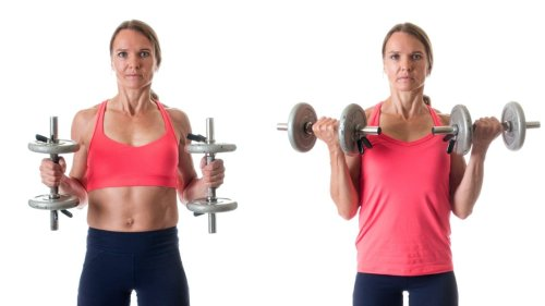 Hammer Curls vs Biceps Curls: Which One to Go For? Read On