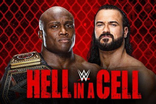WWE Hell in a Cell 2021: Match Card of the Pay-per-view Event