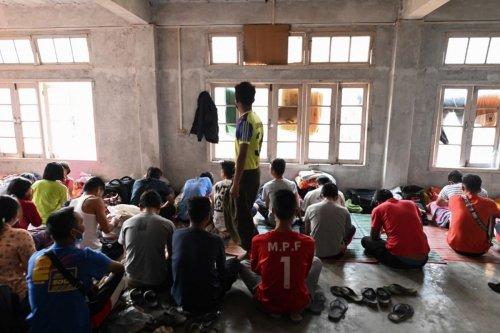 14 Lawmakers Among 2,200 Myanmar Nationals Taking Refuge in Mizoram: Official