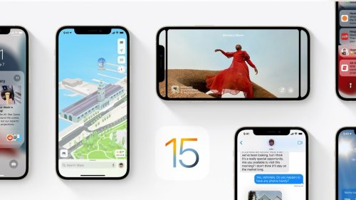 Apple iPhone Users, Get Ready For These New Features When iOS 15 Rolls Out