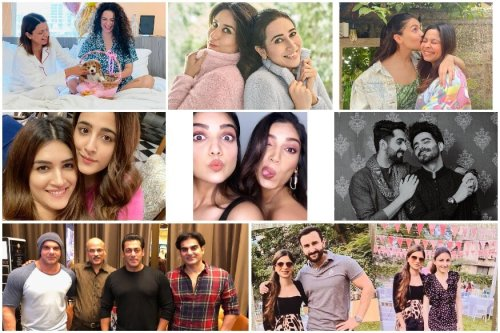 Siblings Day 2021: The Adorable Siblings Of Bollywood
