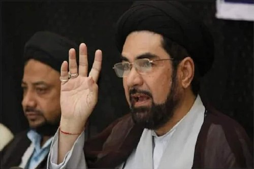 Shia Cleric Questions UP ATS for Arrest of Umar and Jahangir Over Conversions