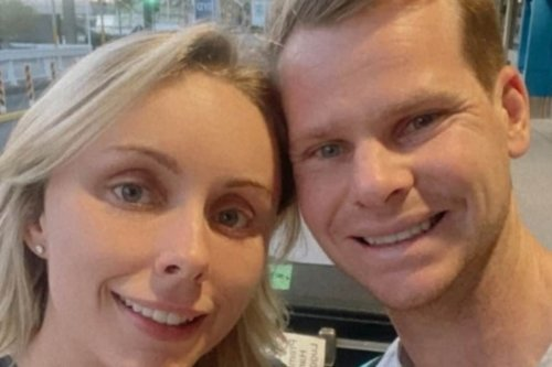 Steve Smith and Wife Dani Willis Roped in as Ambassador For a Cashback Reward Platform
