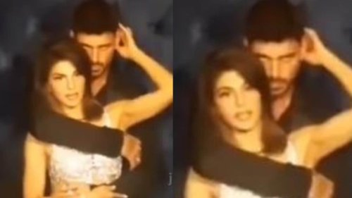Jacqueline Fernandez Shoots With 365 Days Actor Michele Morrone, See Photos