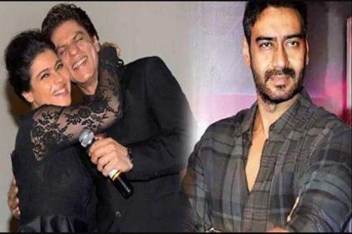 When Ajay Devgan Made SOS Calls To Shah Rukh Khan