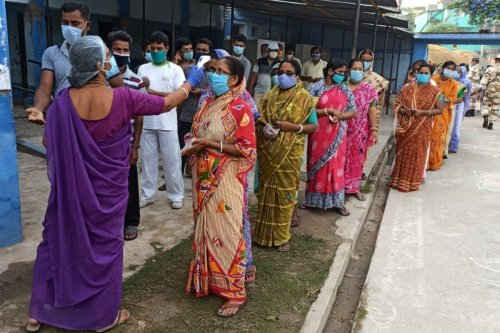 West Bengal Elections 2021: Campaigning Ends for the Seventh Phase of Poll