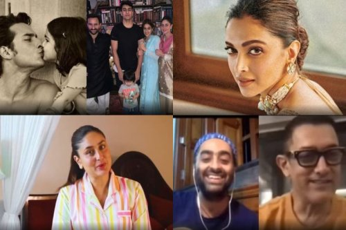 Sara Ali Khan Talks About Saif and Kareena's New Baby, Deepika Padukone Launches 'Chain of Wellbeing'