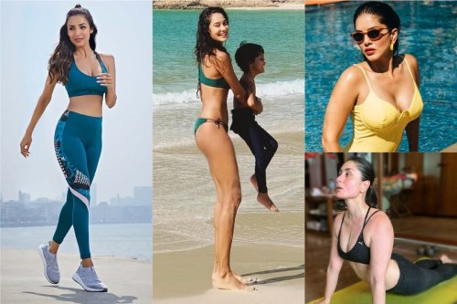 This Mother's Day, Take A Look At The Fittest Moms Of Bollywood