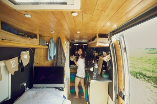 Millennial Wanderers: In Covid-19 Era, Youngsters Turn to 'Retirement' Campers for Escape