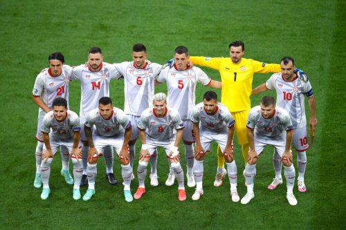 Euro 2020: UEFA Rejects Greek Protest over North Macedonia Shirt