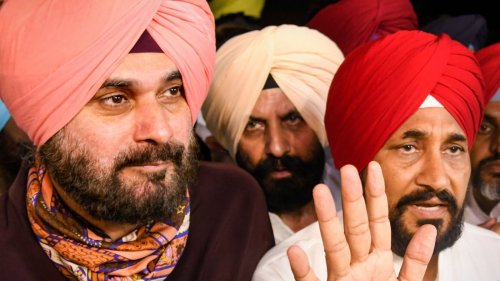 Navjot Singh Sidhu Resigns LIVE Updates: In resignation Letter to Sonia Gandhi, Sidhu Mentions 'The Collapse of Man's Character''