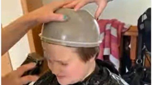 WATCH: Boy's 'Katora' Cut Goes Viral, Netizens Call it 'Lego Hair'