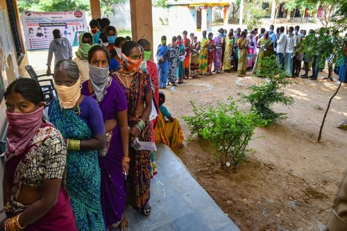 Bypolls in States: Reports Pour in of Violation of Covid Rules During Campaigning